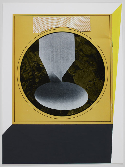 , 2010, EPSON print and gouache on paper, 61 x 46 cm, Edition of 3