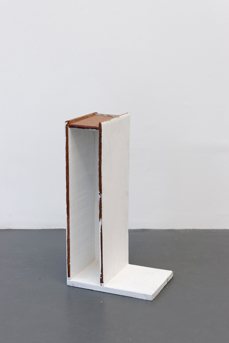 , 2011, Wood and painting, 40.5 x 20.8 x 15.2 cm, , unique artwork, photo: Aur�lien Mole, Pinault Collection, Paris, France