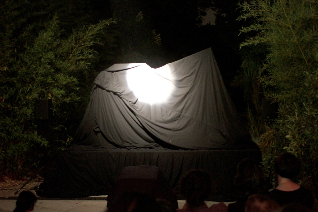 , 2011, Performance, , unique artwork, in collaboration with Clément Rodzielski