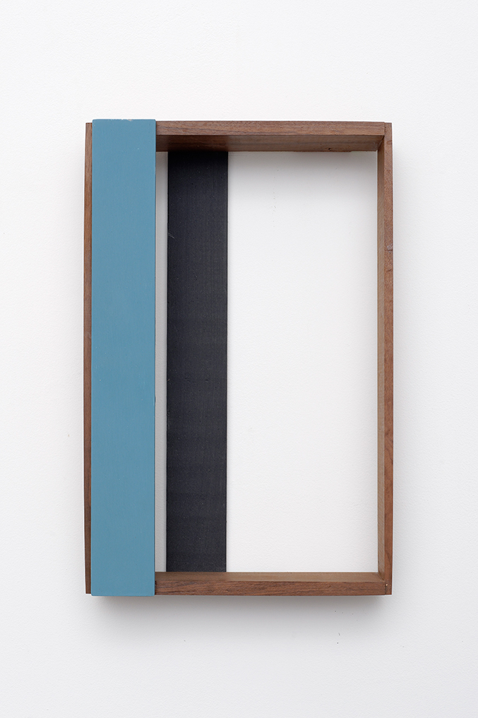 , 2014, Oil on wood, 37.5 x 24.5 x 8.5 cm, , Photo: Aurélien Mole