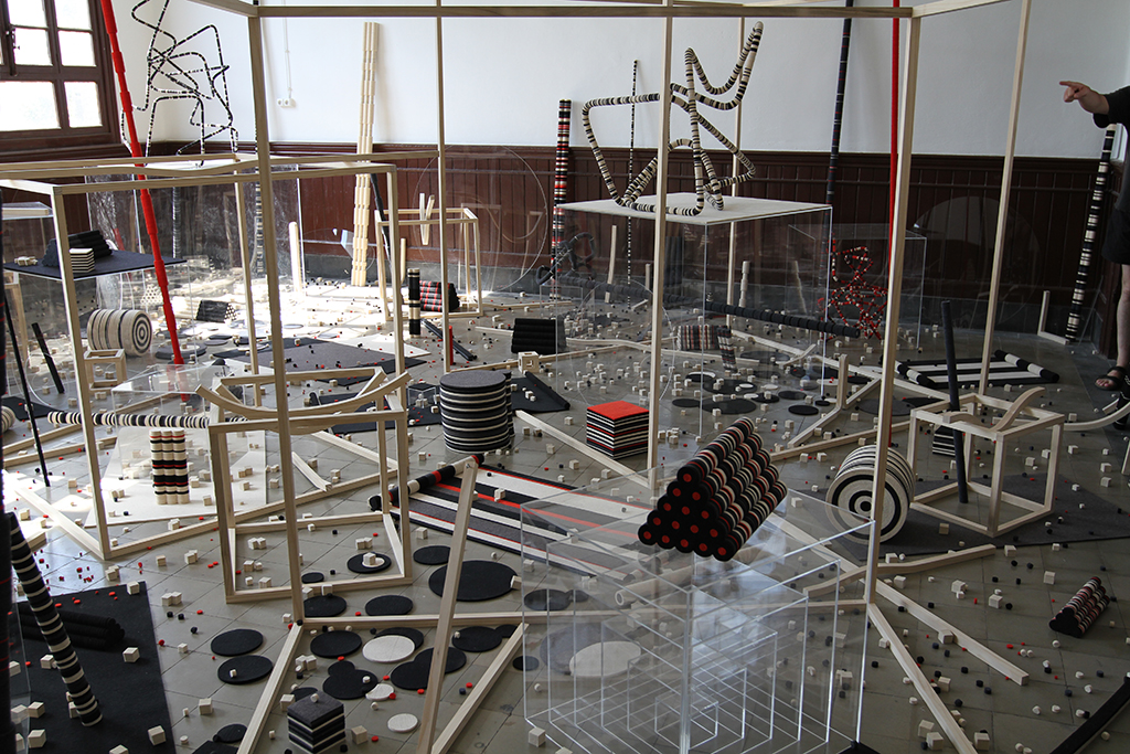 , 2013, Mixed Media, Variable size, , unique artwork, photo: Servet Dibler, installation view: The 13th Istanbul Biennial